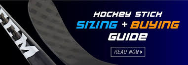 Hockey Stick Buying Guide How To Choose A Hockey Stick