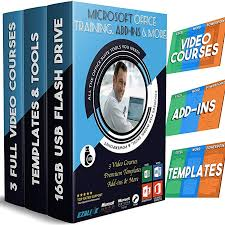 Ms Office 2013 Powerpoint Templates Amazon Com Excel Powerpoint Word Learning Templates Add
