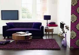 Purple Decor For Living Room Amazing Decoration Purple Living Room Rugs Well Suited Ideas
