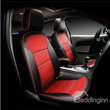 48 classic sports style streamline design with ts customed car seat covers