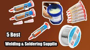 5 Best Welding Soldering Supplie - YouTube