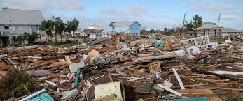 photo the coastal township of mexico beach fla lays devastated on oct