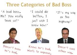 Bad Supervisors How To Deal With A Bad Boss The Chief Happiness Officer Blog