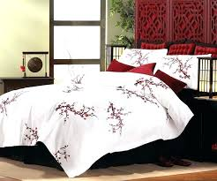 cherry blossom comforter set style king size relax and escape bed n natori multi cotton