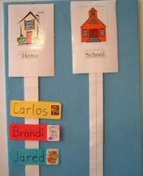 9 Best Preschool Attendance Chart Images Preschool