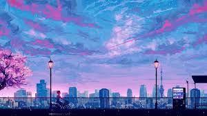 Retro Anime Desktop Wallpaper