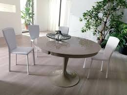 contemporary round dining tables inspirational table with modern plan designs glass top rou