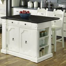portable kitchen island table. Portable Island Table Rolling Kitchen With Seating Granite Top Cart Two Chairs Stainless Steel Small