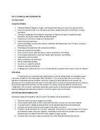 Help Desk Coordinator Resume Amazing Office Coordinator Resume Medical Office Front Desk Job Description