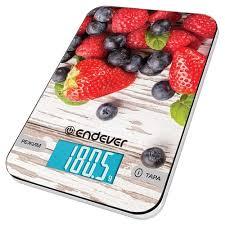 Характеристики модели <b>Кухонные весы ENDEVER Chief</b>-<b>508</b> на ...