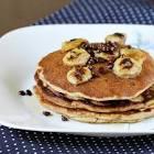 banana pancakes  eggless
