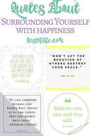 Surround Yourself With Peace And Positivity Motivationquotes