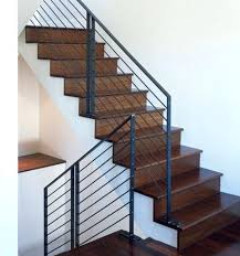 Metal handrails for stairs Handrail Indoor Modern Handrail Metal Handrails Modern Wall Mounted Handrails For Stairs Magnitme Modern Handrail Metal Handrails Modern Wall Mounted Handrails For