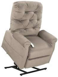com mega motion lift chair easy comfort recliner lc 200 3 position rising electric power chaise lounger fawn tan color fabric health personal
