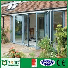 china australia standard aluminum glass sliding folding door china door folding door