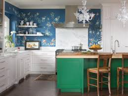 Blue Painted Kitchen Cabinets Painted Kitchen Cabinets Diy Design Porter