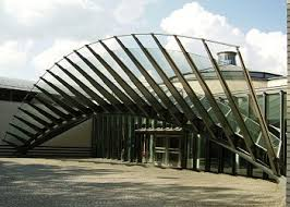 famous architectural buildings. Delighful Buildings Wohlen Cantonal High School By Santiago Calatrava For Famous Architectural Buildings