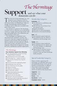 Six Panel Brochure Traci Churchill Promotion