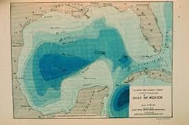 Texas Gulf Coast Water Depth Chart Sigsbee Deep Wikipedia