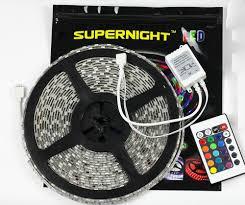 flexible led strip lighting kit.