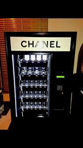 Chanel Vending Machine Mesmerizing Chanel Vending Machine CHANEL Pinterest Vending Machine