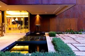 Modern Water Features Bedroom Pleasing Modern Water Feature Features South Africa For