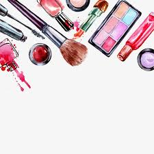 drawing cosmetics makeups cosmetic watercolor png image and clipart