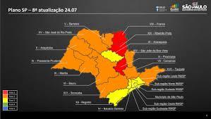 Governo de SP anuncia flexibilização da quarentena em mais 3 regiões do  estado; nenhuma endurece | São Paulo