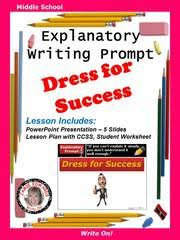 expository essay on dress for success expository essay on dress for success
