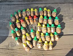 44 Vintage Monkeys Deco Cork Screw 50th Antike Reisekultur