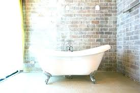 room turn shower into bathtub temporary stall