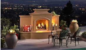 fire pits fountains