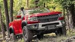 Chevrolet Colorado ZR2 Bison 2019, camioneta que no teme al off ...