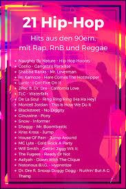 21 Hip Hop Hits Der 90er Die Besten Hiphop Rap Und