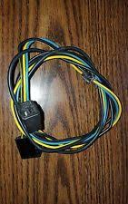1966 gto wiring harness orig 1966 1967 pontiac gto lemans tempest firebird non ac heater wiring harness