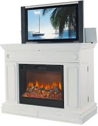 electric fireplace with tv fireplaces