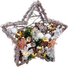 Fensterdeko Stern Weihnachten