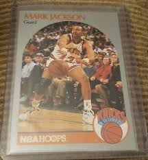 1990-91 Hoops Basketball Card #205 Mark Jackson (Brothers In Background) |  eBay