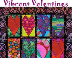 50 best Quilt Design Wizard Projects images on Pinterest   Quilt ... & Free Heart Valentine's Day Quilt pattern - available for EQ7, EQ6 and Quilt  Design Wizard Adamdwight.com