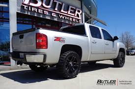 Chevrolet Silverado with 20in Fuel Pump Wheels exclusively from ...