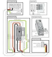 gfci breaker box 2 pole breaker 2 pole breaker wiring diagram gfci breaker box 2 pole breaker wiring diagram unique how to wire a breaker com gfci gfci breaker box how to install