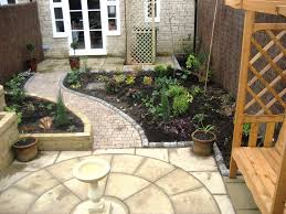 Small Picture Garden Design Ideas Low Maintenance Designs With Front In Decor