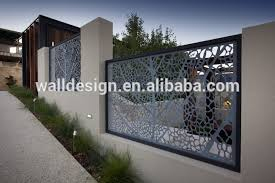metal fence panels. Garden Security Metal Fence Panels - Buy Modern Panels,Metal Panels,Galvanized Product On Alibaba.com