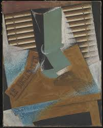 juan gris the sunblind 1914
