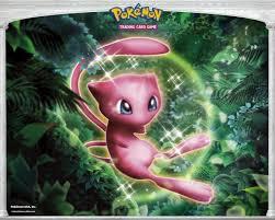 Pokemon Mew Wallpapers Wallpaper Cave