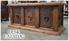 rustic desks office furniture. Lovely Inspiration Ideas Rustic Office Furniture Manificent Design Spanish Style Desks C