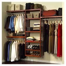 john home x red mahogany wood closet system at louis simplicity organizer red mahogany 8 high drawer kit for john home closet organizer tower louis
