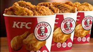 kfc fried chicken bucket. Perfect Fried Manu0027s Epic KFC Chicken Bucket Hack Goes Viral Photo Intended Kfc Fried Chicken Bucket