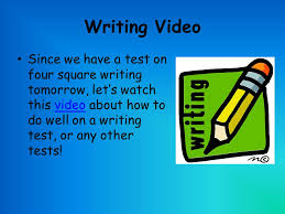 Four Square Writing. - ppt video online download