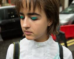 7 of our favourite street style makeup looks from london fashion week